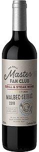 Vinho tinto The Grill Master Malbec Shiraz