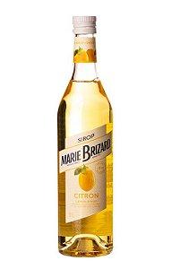 Xarope Limão Siciliano (Citron) Marie Brizard 700ml
