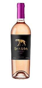 Vinho Rosé Tigre de Los Andes