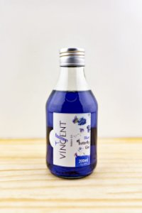 Gin Blue Butterfly 200ml Vincent Destilaria