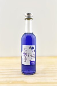 Gin Blue Butterfly 50ml Vincent Destilaria