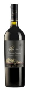 Vinho tinto Cabernet Sauvignon Los Riscos Reserva Especial