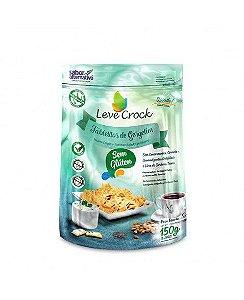 Tabletitos Salgados Gergelim Leve Crock 150g