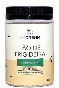 Pão Proteico de Frigideira Queijo e Ervas 350g My Dream