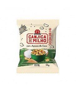 Pipoca/ Canjica de Milho Açúcar de Coco 50g Okoshi