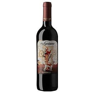 Vinho tinto Tempranillo Don Luciano