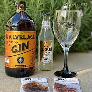 KIT Gin & Tônica Kalvelage