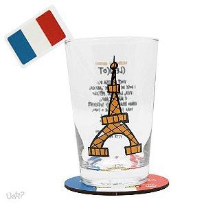 Conjunto para Drink Paris Uatt