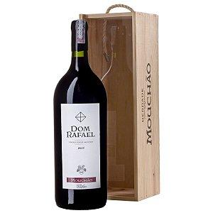 Vinho tinto Dom Rafael 1,5L (caixa madeira) Mouchão
