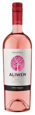 Vinho rosé Aliwen Reserva Undurraga