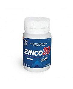 Zinco 20mg 60 cápsulas Doctor Berger