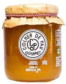 Geleia Artesanal Cerveja IPA Colher de Pau 260g