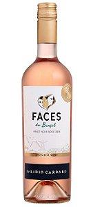 Vinho Rosé Pinot Noir Faces do Brasil Lídio Carraro