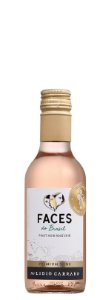 Vinho rosé Pinot Noir Faces do Brasil Lídio Carraro 187,5ml