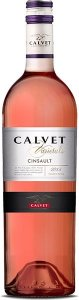 Vinho rosé Cinsault Calvet