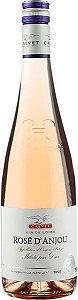 Vinho rosé D'Anjou Calvet