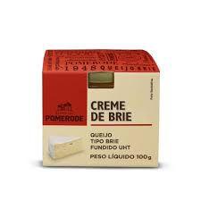 Creme de Brie 100g Pomerode