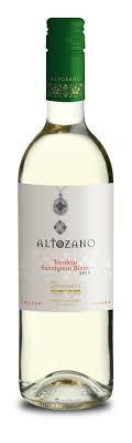 Vinho branco Verdejo/Sauvignon Blanc Altosano Constancia