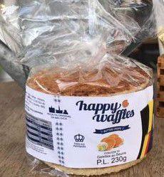 Stroopwaffles Amanteigado Crocante Happy 230g