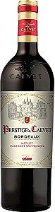 Vinho tinto Boudeaux Calvet Prestige