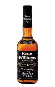 Whisky Evan Williams Kentucky Straight Bourbon