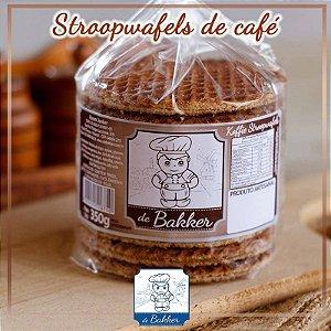 Stroopwaffles Café De Bakker 350g