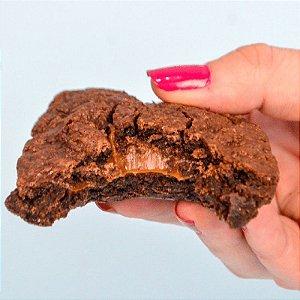 Brownie Doce de Leite 70g Dio Santo
