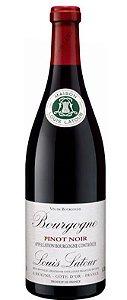 Vinho tinto Pinot Noir Bourgogne Louis Latour 375ml