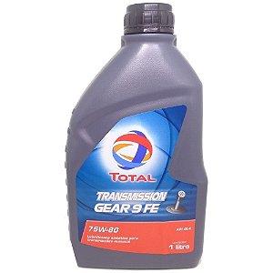 Óleo TOTAL TRANSMISSION GEAR 9 FE 75W-80