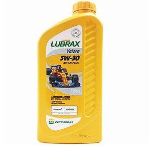 Óleo lubrificante Lubrax Valora SN 5W30
