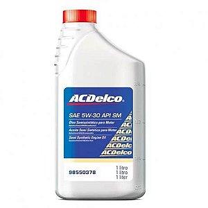 Óleo de Motor ACDelco SAE 5W30 SN