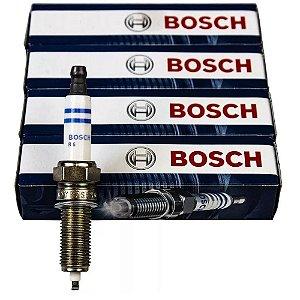 Jogo Velas de Ignicao Bosch Kia Cerato Soul Hyundai Veloster 1.6 16v Gasolina 2010 2011 2012 2013