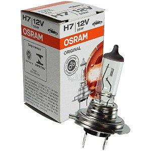 Lampada OSRAM ORIGINAL H7 12V