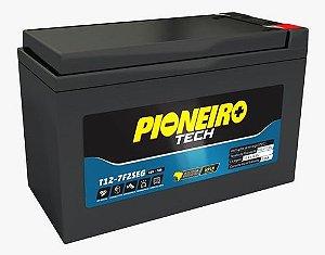 Bateria Pioneiro Tech Estacionaria 12V - 7ah