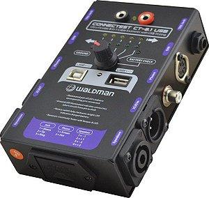 TESTADOR WALDMAN CT-8.1 USB - 137249