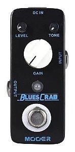 "PEDAL MOOER BLUES DRIVE ""BLUES CRAB"""