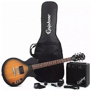 Guitarra Epiphone Kit Player Pack Les Paul