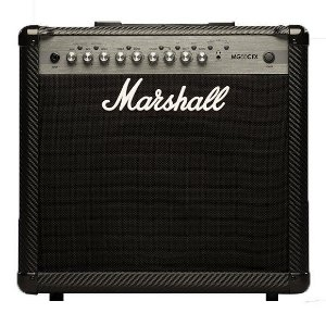 Caixa Marshall p/ Guitarra MG50 CFX