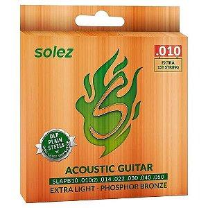 ENCORD SOLEZ VIOLAO 0.10 SLAPB-10 PHOSPHOR BRONZE - 127240