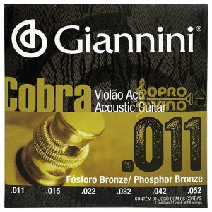 ENCORD GIANNINI VIOLAO COBRA 0.11 FOSFORO B