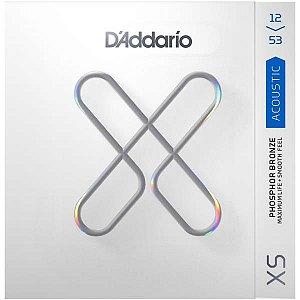 ENCORD DADDARIO VIOLAO ACO 012 XSAPB1253 PHOSPHOR