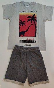 Conjunto Masculino Camiseta e Bermuda-7669