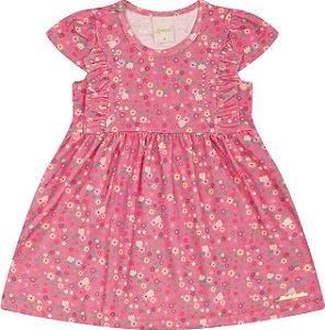 Vestido Estampado Floral-7412
