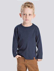 Camiseta masculina manga longa (RK22129)