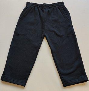 Calça Masculina de Moletom com Bolsos (SP0016)