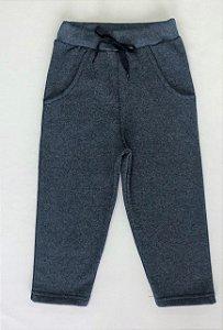 Calça Masculina em Moletom Com Bolsos (IB5238)