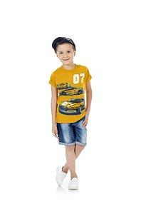 Camiseta Masculina Manga Curta-BB4039