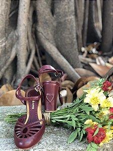 Sapato Gabrielle - Marsala