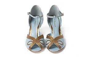 Sapato Louise -  Azul