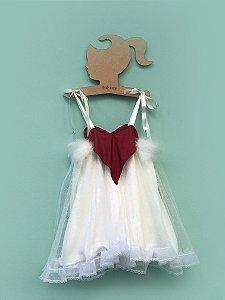 Vestido Cupido - Off White